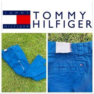 TOMMY HILFIGER MONTAUK STRETCH CHINO PANT SZ 12